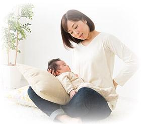 産前・産後の骨盤矯正2